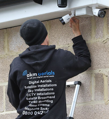cctv installation Minchinhampton